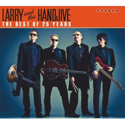 "CD "" The Best Of 25 Years"""